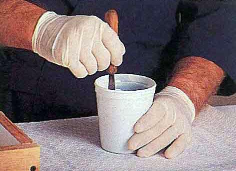 Polyurethane Rubber Mold Making Materials