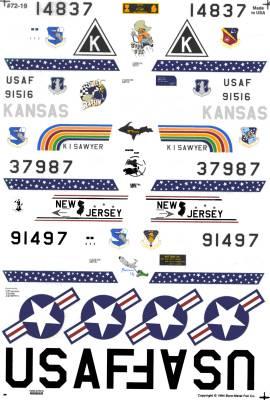 72-19 KC-135A/E MI, NJ, KS