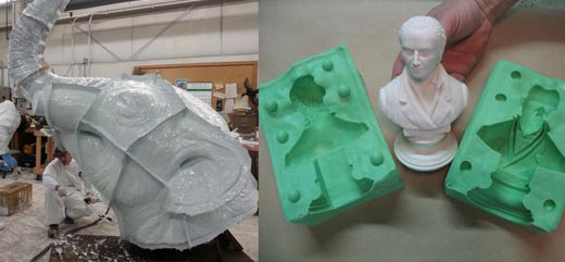 Experts-Choice Mold Putty: Easy 1:1 Mix Ratio