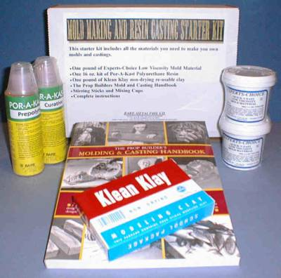 mold-making-resin-casting-starter-kit