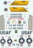 48-27 F-101B 445 FIS WURTSMITH, MI