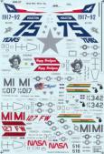 48-37 F-16'S, TEXAS, MI, ND, NASA
