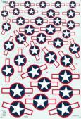 48-41 U. S. NAT. INS. RED SURROUND